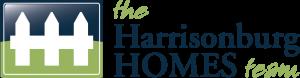 Harrisonburg Homes Team Logo